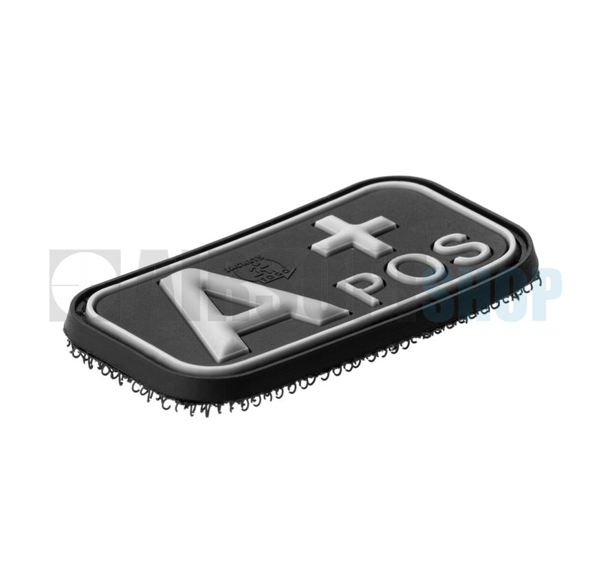 Bloodtype Rubber Patch A POS (SWAT)