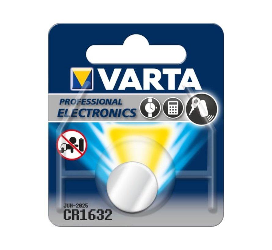 CR1632 Lithium 3V Batterij