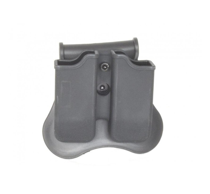 NUPROL M92 Series Double Mag Pouch