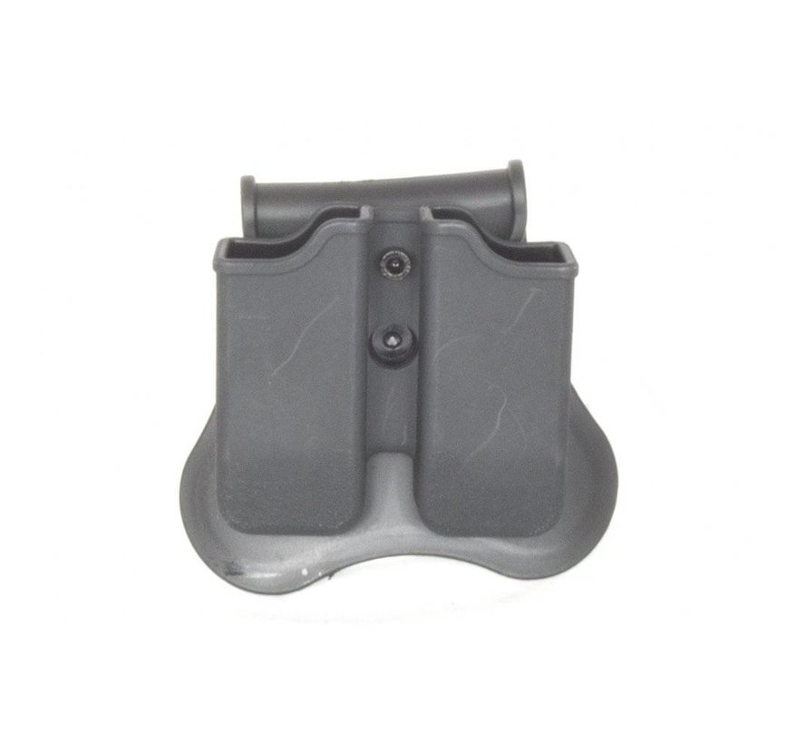 NUPROL P226 Series Double Mag Pouch