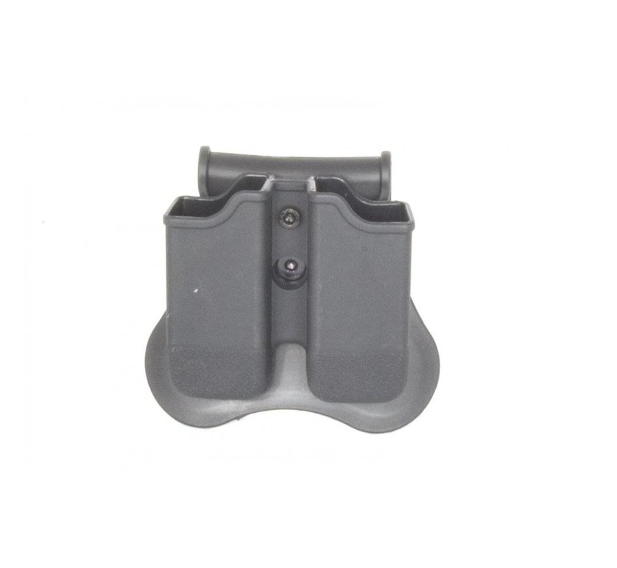 NUPROL EU Series Double Mag Pouch
