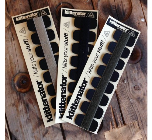 Klittenator MOLLE Velcro (Black)