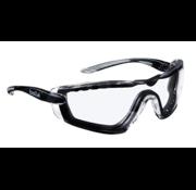 Bollé Cobra Safety Goggles (Black)