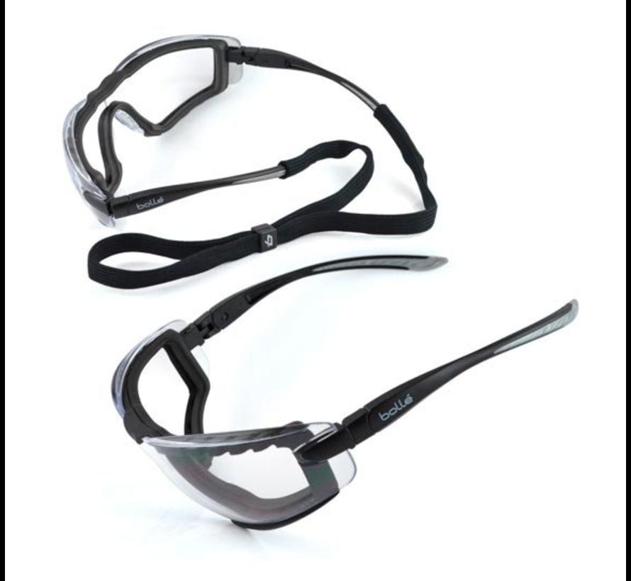 Cobra Safety Goggles (COBFTPSI)