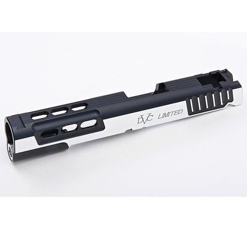 Gunsmith Bros Hi-Capa 5.1 CNC Alu STI DVC STD Single Slide (2 Tone)