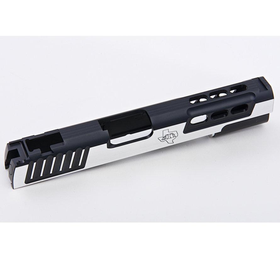 Hi-Capa 5.1 CNC Alu STI DVC STD Single Slide (2 Tone)