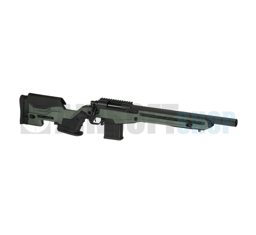 Action Army AAC T10 Short Bolt Action Sniper Rifle (Ranger Green)