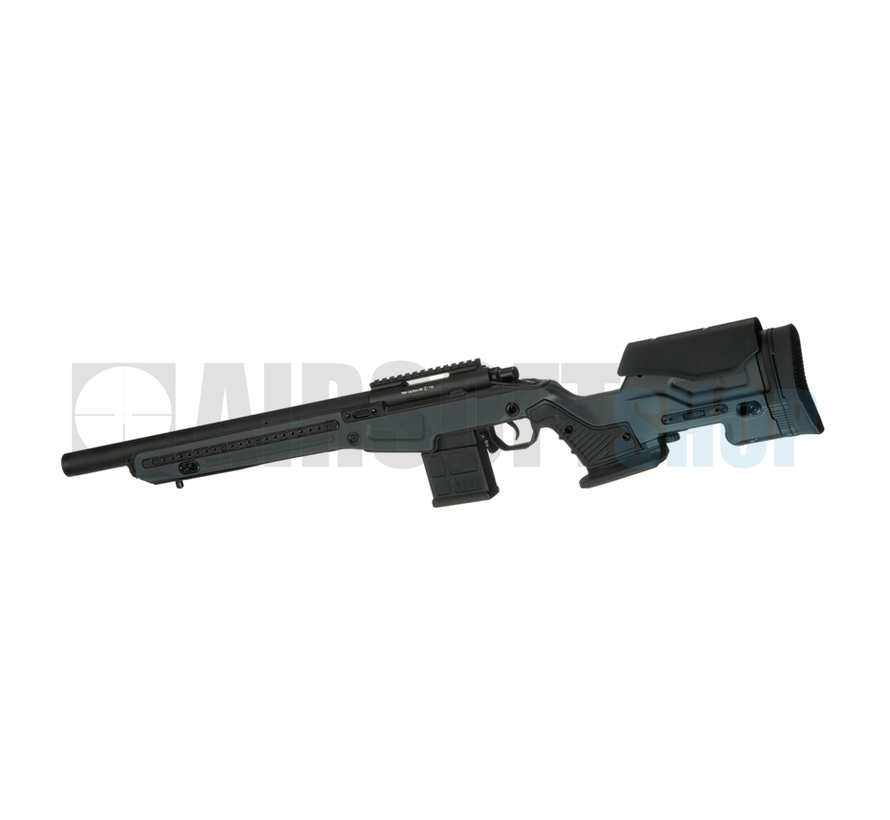 AAC T10 Short Bolt Action Sniper Rifle (Grey)