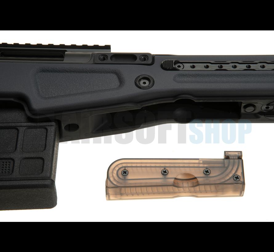 AAC T10 Short Bolt Action Sniper Rifle (Grey)
