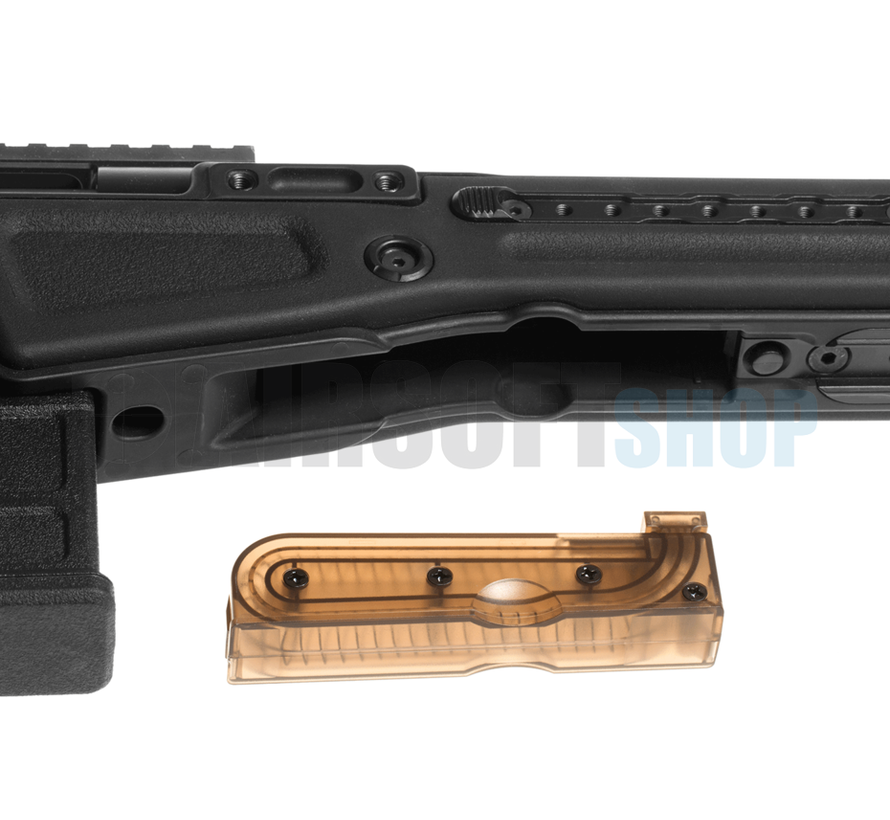 AAC T10 Bolt Action Sniper Rifle (Black)