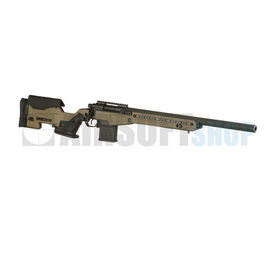 AAC T10 Bolt Action Sniper Rifle (Dark Earth)