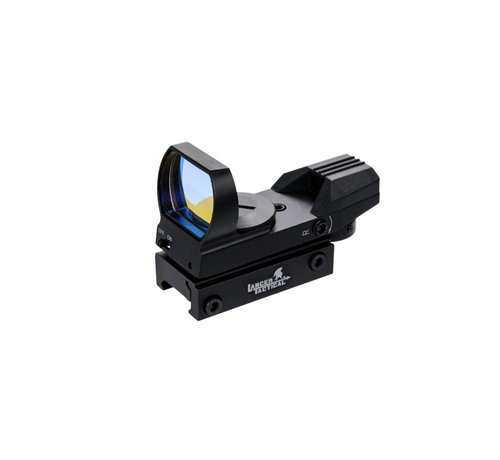 Lancer Tactical Reflex Sight V1 Green / Red (Black)