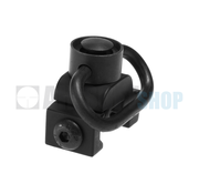 Metal Picatinny QD Sling Swivel (Black)