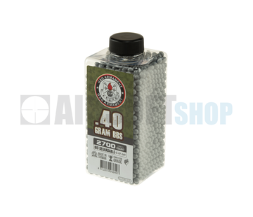 G&G Bio Precision BB 0,40g Gray (2700rds)