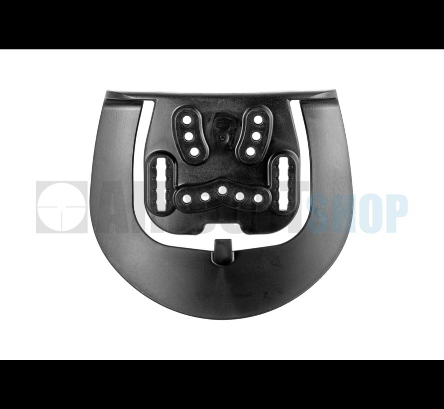 CQC SERPA Holster Glock G26/27/33 LEFT (Black)