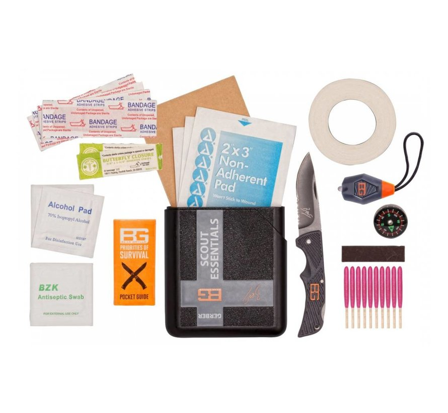 Bear Grylls Scout Essential Kit