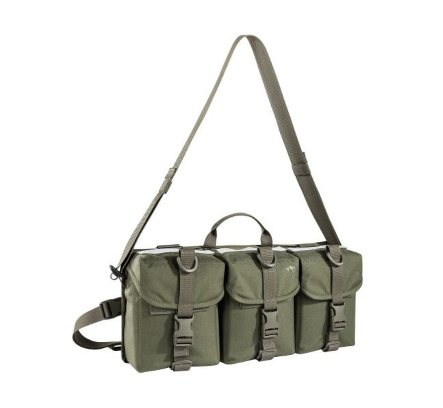 TacVec Container (Olive)