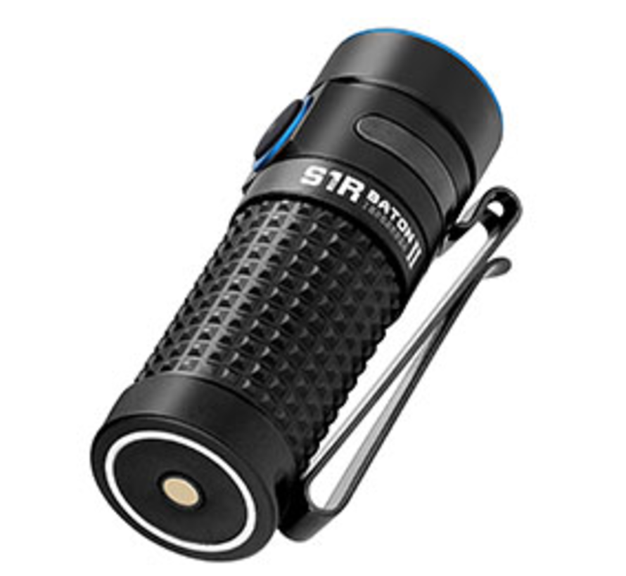 S1RII BatonII Rechargeable (Black)