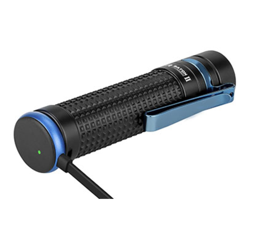 S2RII Baton Rechargeable (Black)