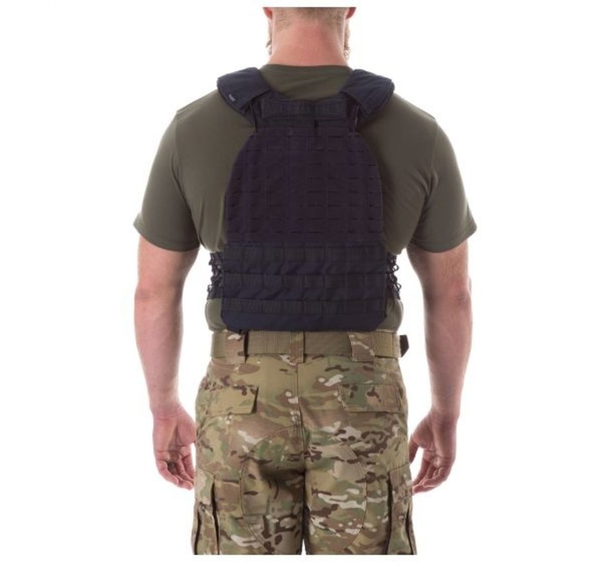 TacTec Plate Carrier (Dark Navy)
