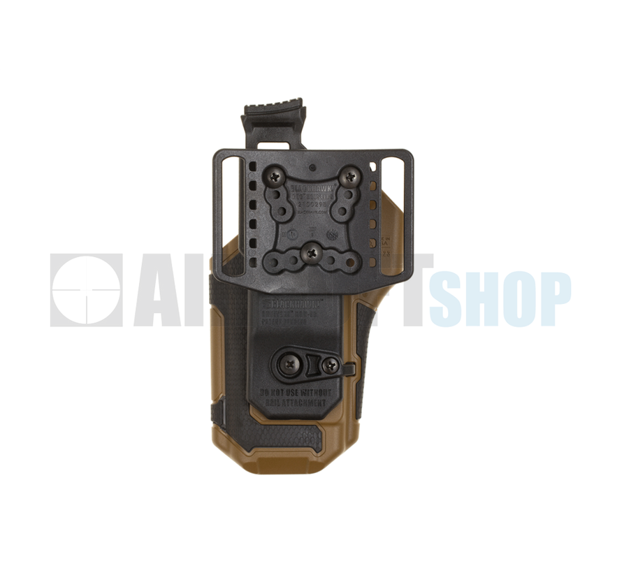 Omnivore Holster LEFT (Coyote)