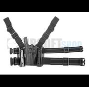 Blackhawk SERPA Holster Glock G17/19/22/23/32 LEFT (Black)