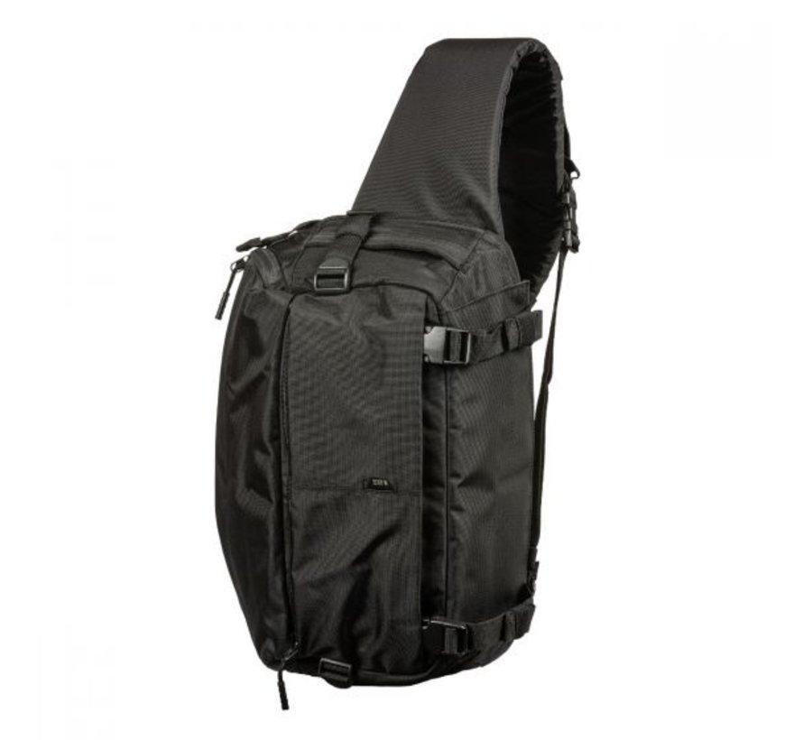 LV10 13L Backpack (Black)