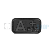 JTG Bloodtype Rubber Patch A POS (Blackops)