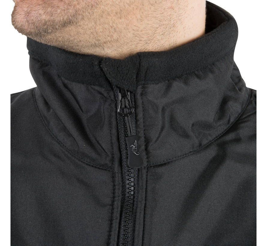 Defender QSA + HID Fleece Jacket (Black)