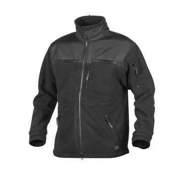 Helikon Defender QSA + HID Fleece Jacket (Black)