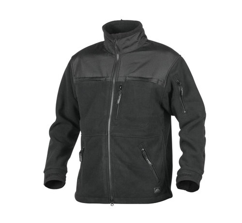 Helikon Defender QSA + HID Fleece Jacket (Black)