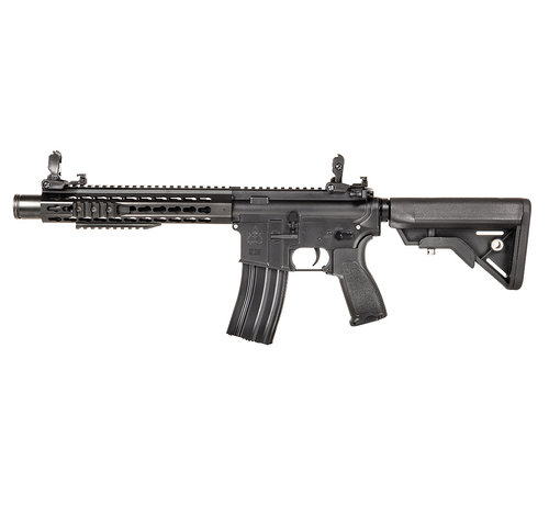 """Evolution Airsoft Recon UX4 10"""" Amplified Metal (Black)"""