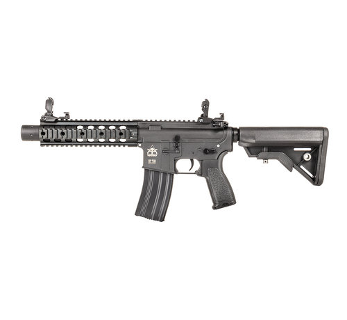 "Evolution Airsoft Recon UX 9"" Silent Ops Carbontech (Black)"