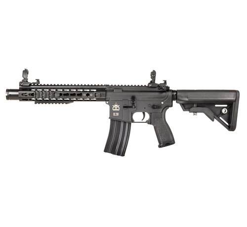 "Evolution Airsoft Recon UX4 10"" Amplified Carbontech (Black)"