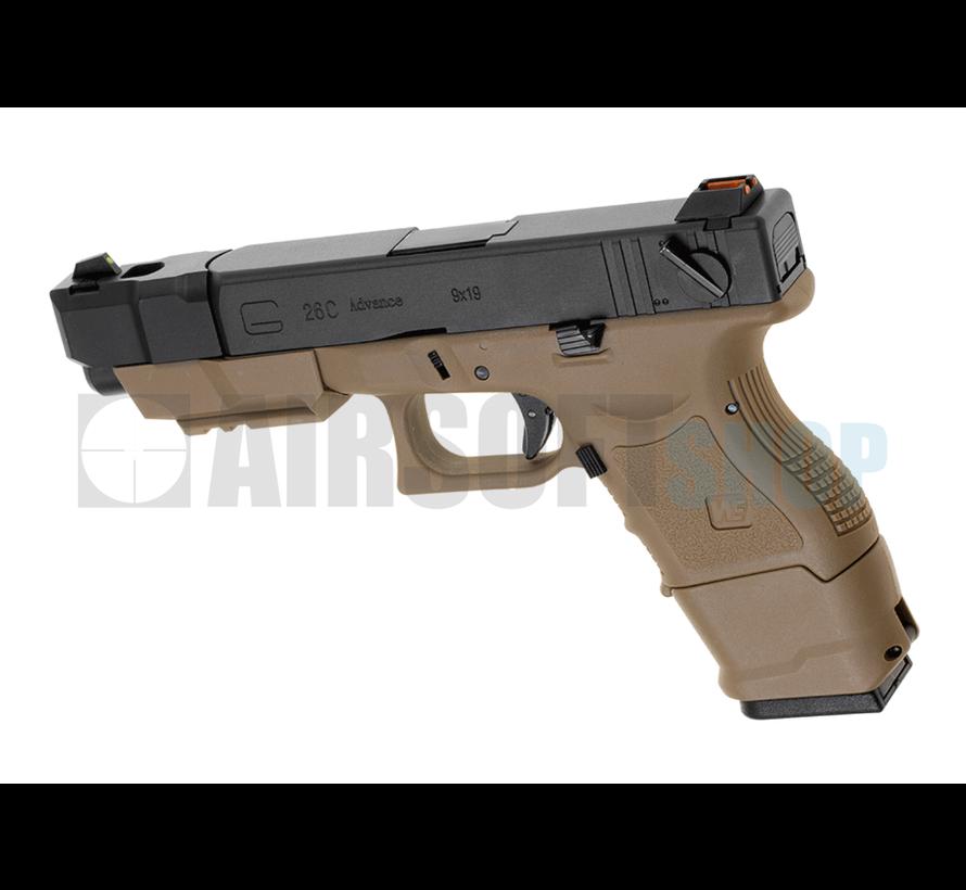 WE26C Advanced Version GBB (Desert)
