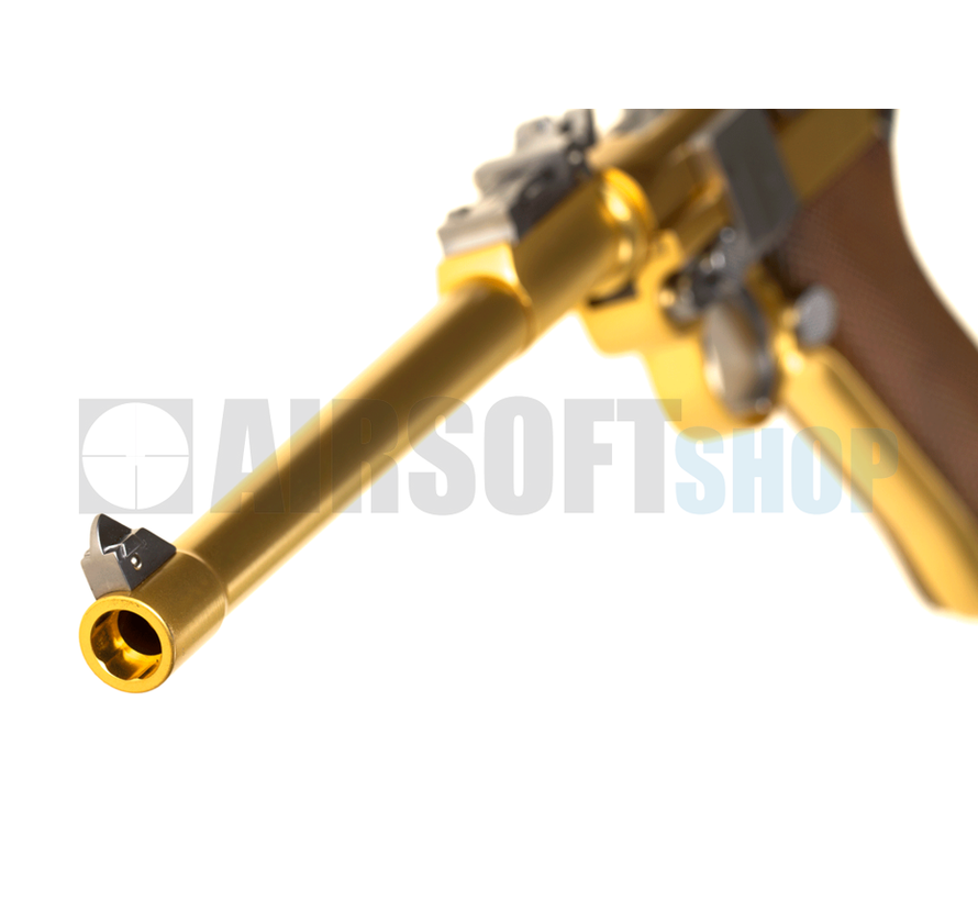 P08 8 Inch Full Metal GBB (Gold)