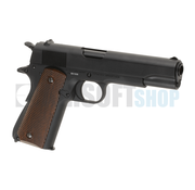 G&G GPM1911 Metal Version GBB (Black)