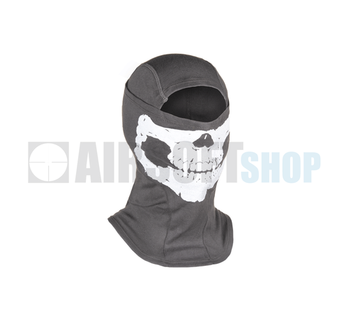 Invader Gear MPS Death Head Balaclava (Wolf Grey)