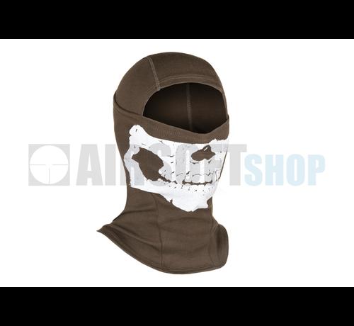 Invader Gear MPS Death Head Balaclava (Ranger Green)