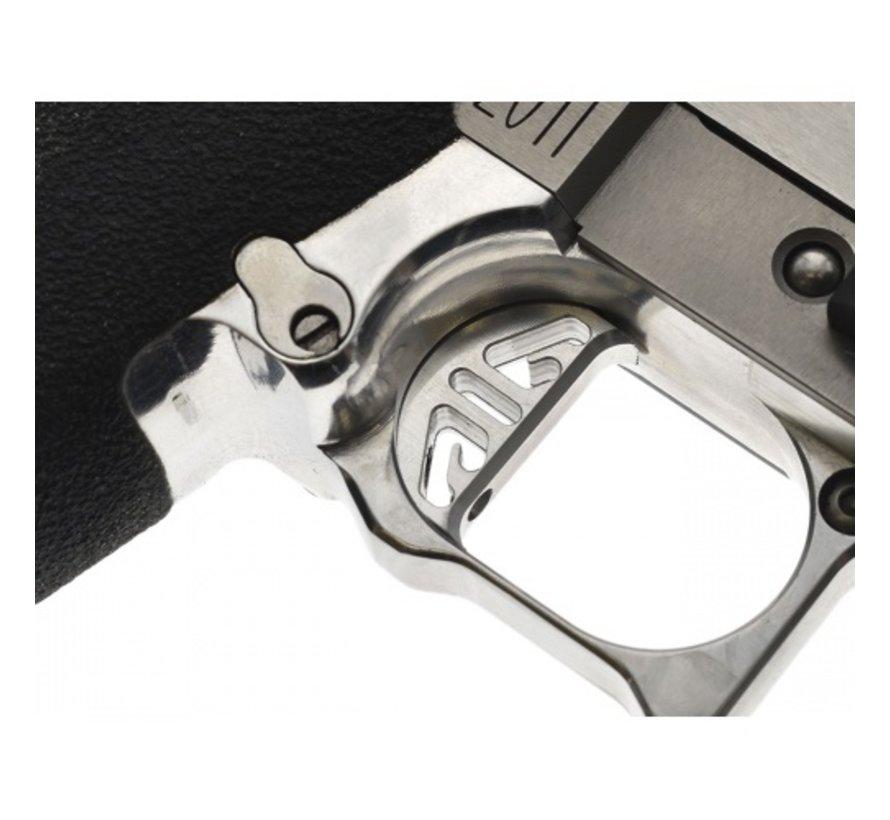 Aluminum Trigger T2 (Red)