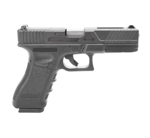 King Arms PG-20 GBB (Black)