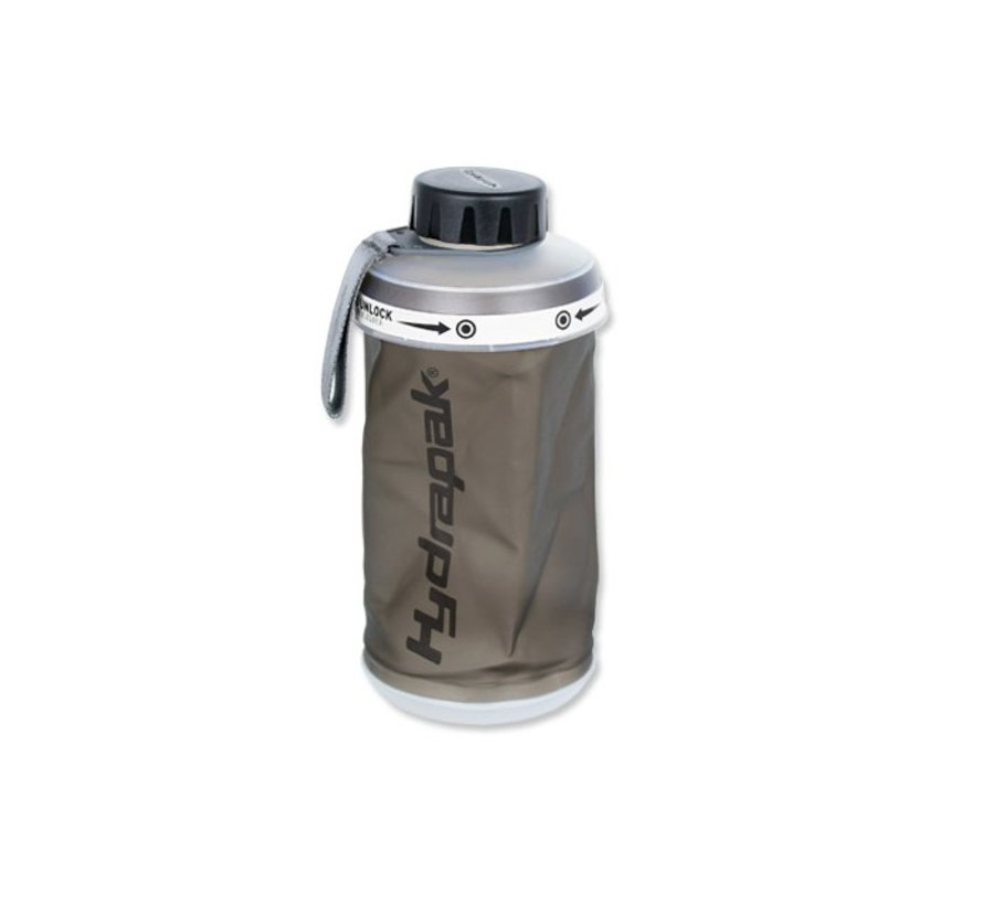 Stash Collapsible 750ml (Smoke Gray)