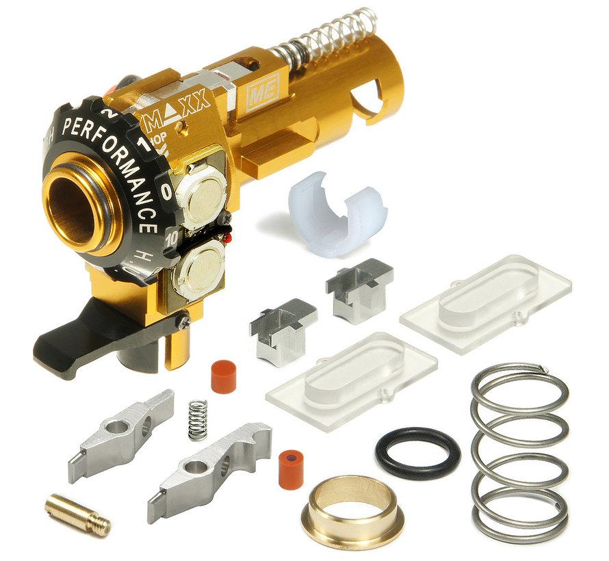 CNC Alu M4 Hopup Chamber MI - Pro (With LED)