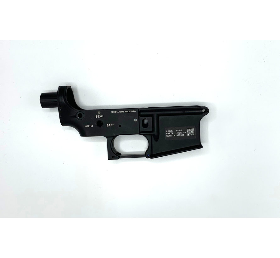 M4 Lower Receiver Metal Body