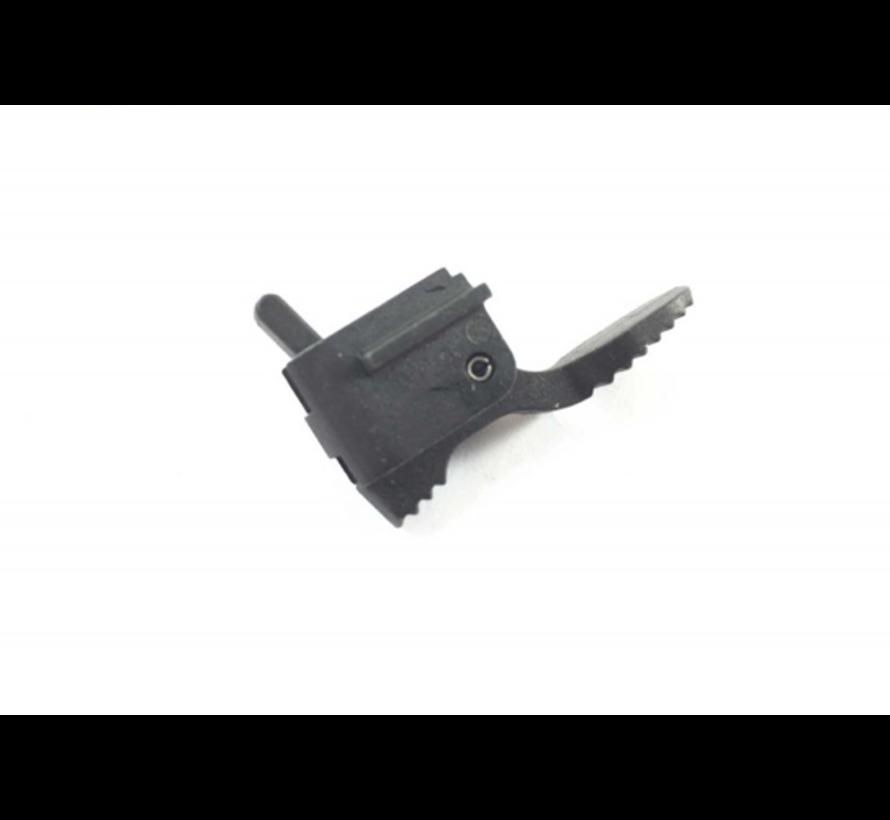 SCAR Bolt Release Button  For TM NEXT-GEN  (Black)
