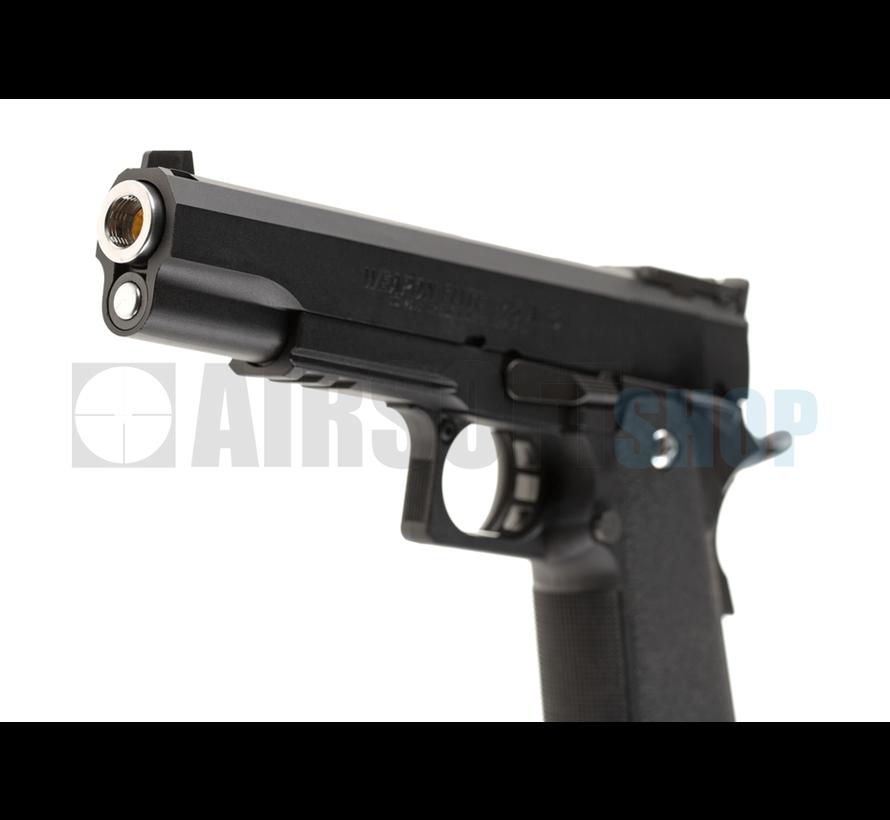 Hi-Capa 5.1 R1 Full Metal GBB (Black)