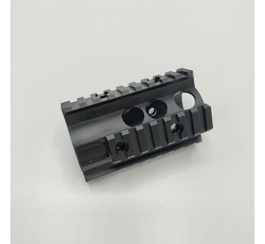 """URX-2 3,5"""" RAS (Black)"""