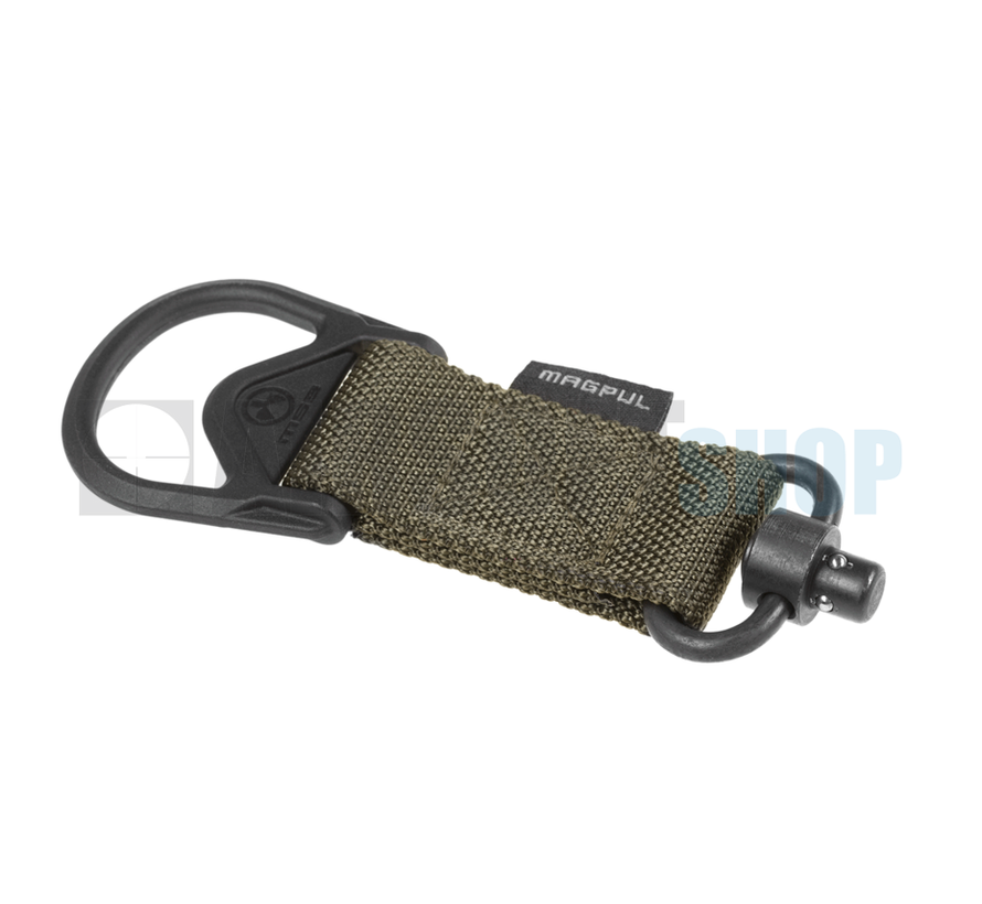 MS1-MS3 QD Adapter (Ranger Green)