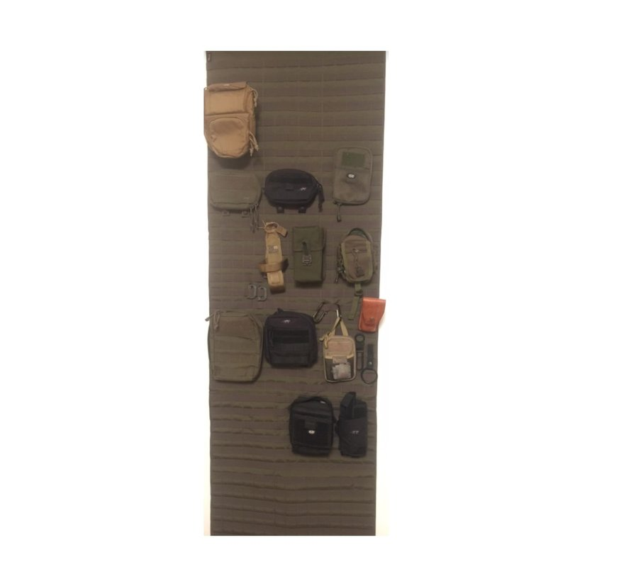 Molle Display (Coyote)