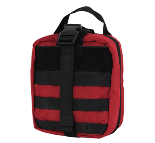 Condor Rip-Away EMT Pouch (Red)